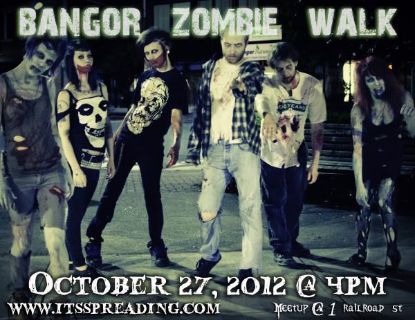 Bangor Zombie Walk